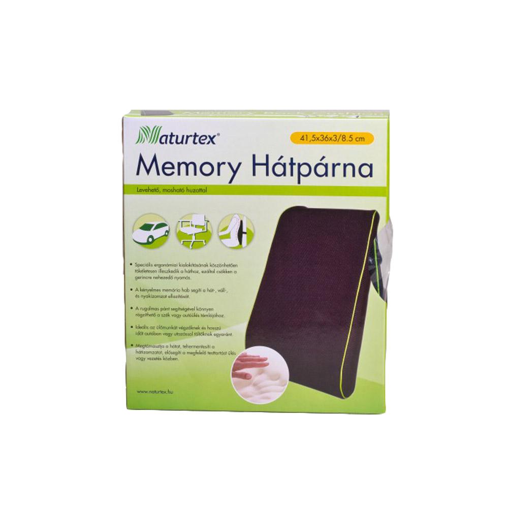 ... anatómiai Naturtex memory hátpárna. naturtex memory hatparna.  naturtex memory hatparna doboz bf0dbc6ccd